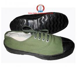 Giày vải X26 thấp cổ cấp phát