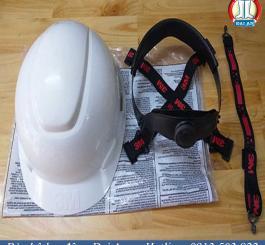 Mũ Bảo Hộ Cao Cấp 3M - H701R Không Lỗ ( KÈM DÂY ĐEO )