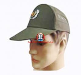Mũ vải lưỡi trai an ninh màu đất ( bảo vệ )