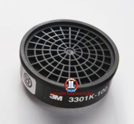 Phin lọc độc hữu cơ 3M - 3301 K100 ( loại 1 phin) ( Bắt buộc phải lấy HĐ VAT )