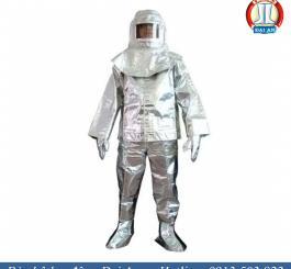 Quần áo Amiang Đài Loan ( CC 500 đến 1000 độ ) loại dày