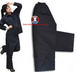 Quần áo mưa bộ túi thường/ túi TQ
