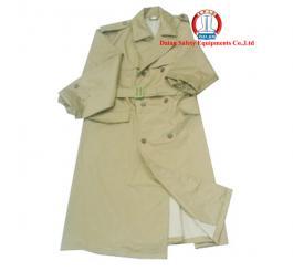Áo mưa choàng sĩ quan QC (kiểu măng tô)