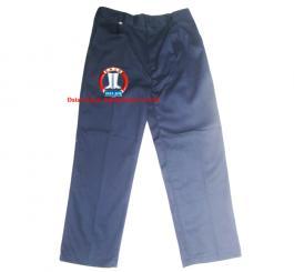 Quần âu vải kaki LDHQ 7500 tím than dày ( Bảo vệ )