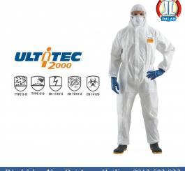 Quần áo phòng dịch cấp độ 4 - ULTITEC 2000