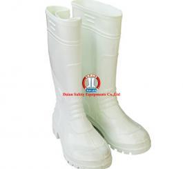 Ủng CS HS 01 trắng, đế trắng, cao (nam)
