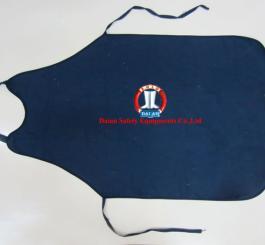 Yếm vải bạt chéo dày cotton mầu TT chống cháy ( Hàng dài, rộng )